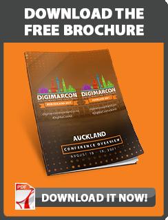 Download DigiMarCon Auckland 2022 Brochure